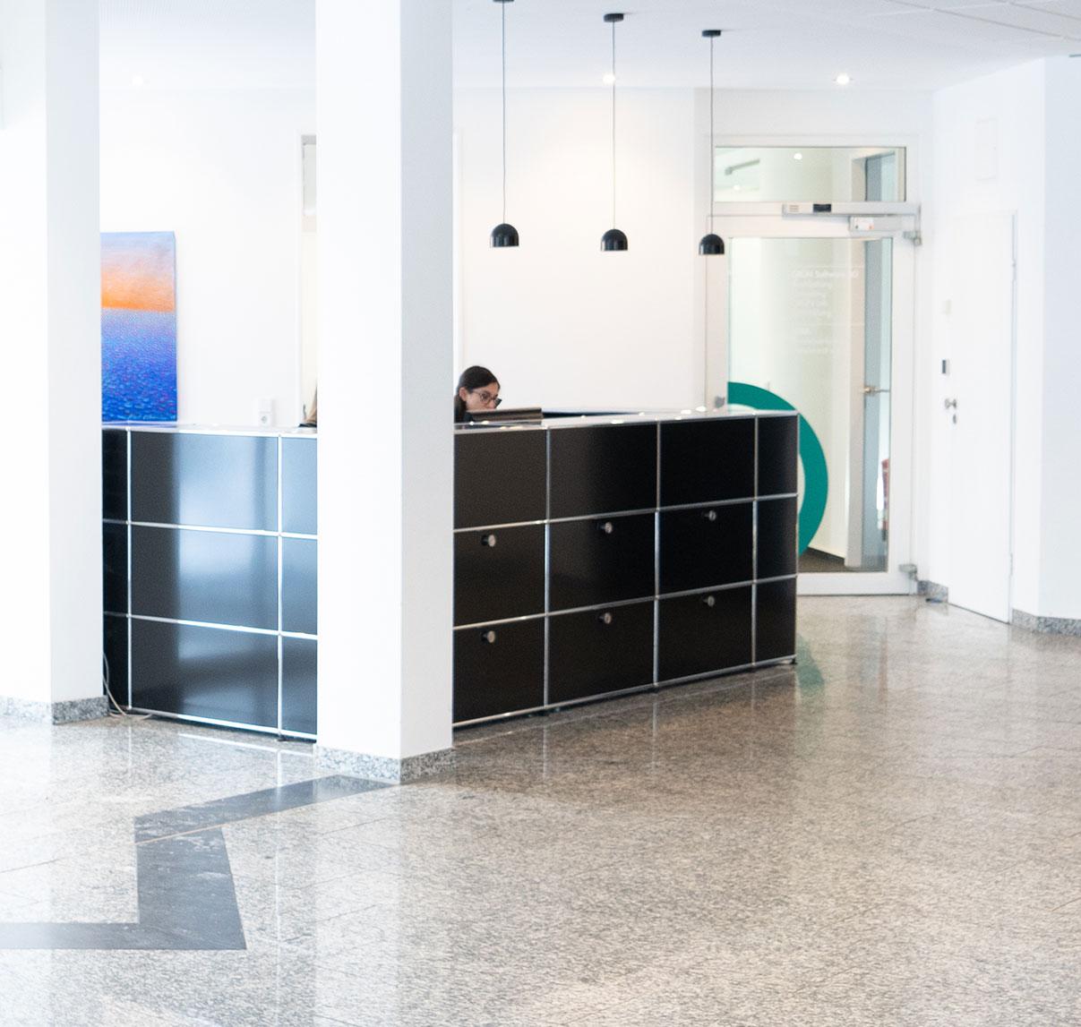 Kontakt zur GRÜN Software AG